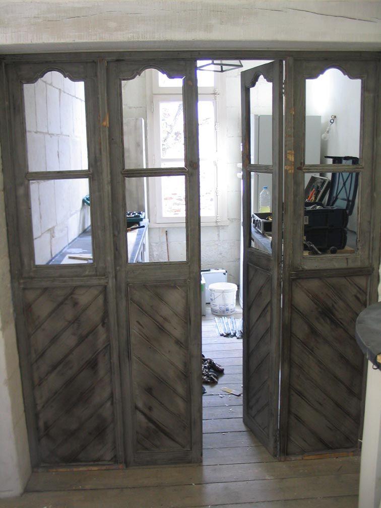 ici des id es de deco gratuite patine bois fer zinc verre style gustavien post industriel. Black Bedroom Furniture Sets. Home Design Ideas